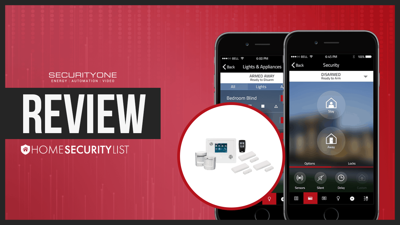 Security One Alarm System