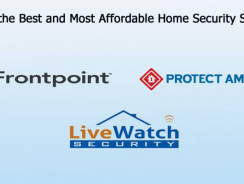 What's the Best and Most Affordable Home Security System