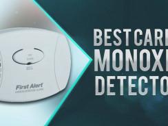Best Carbon Monoxide Detectors of 2017