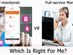 Self Monitored vs Full Service Monitoring – Which Is Right For Me?